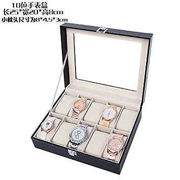 llw de TL la techo de cristal Relojes, cocodrilo Tattoo, tinta favoritos regalo del paquete Cajas joyas joyas, 10 Bit Tattoo de cocodrilo negro: Amazon.es: ...