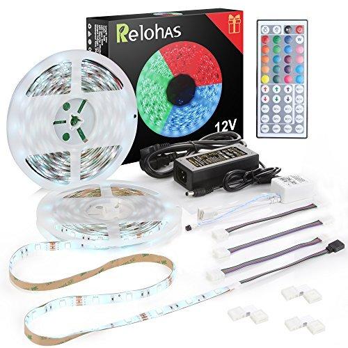 Relohas Led Strip Lights 2