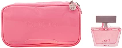 Tous - Estuche de regalo Eau de Parfum Rosa: Amazon.es: Belleza