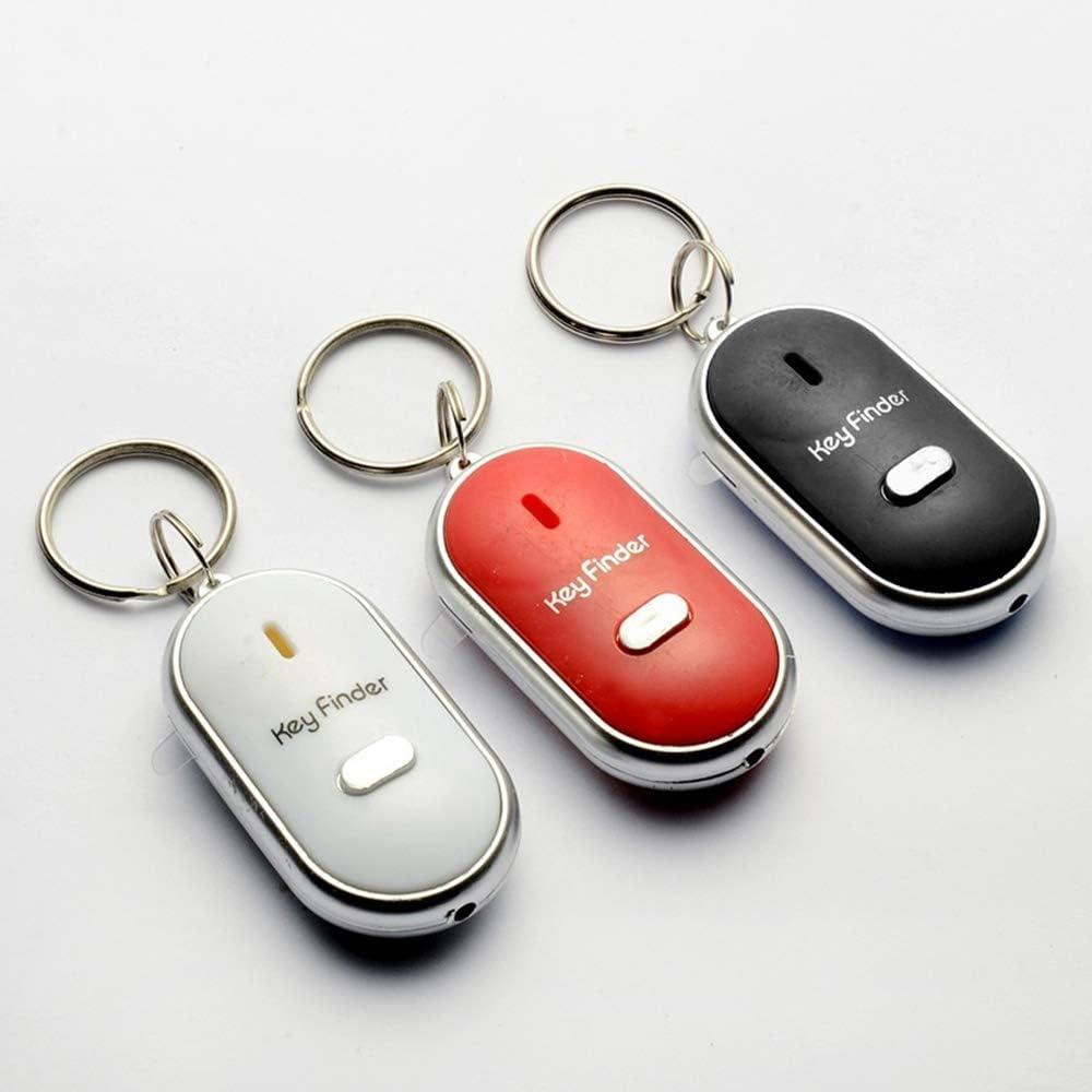 chiak Whistle LED Key Finder Electronic Creative Gift GPS Trackers