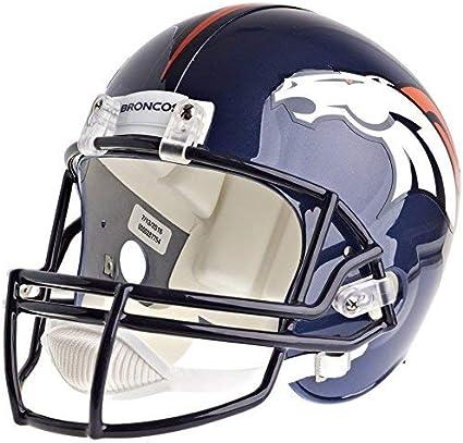 Riddell Denver Broncos Officially Licensed Speed Full Size Replica Football Helmet