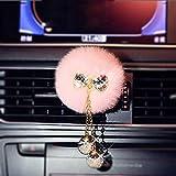cogeek Plush de diamantes ambientador para coche Outlet ventilación Clip Perfumes Car Styling...