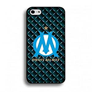 iPhone 6(S)4.7Inch Transprant Fundas para Moviles of Olympique De Marseille Logo,for iPhone 6(S)4.7Inch,Durable Olympique De Marseille Fundas para Moviles