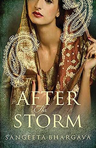 book cover of After The Storm
