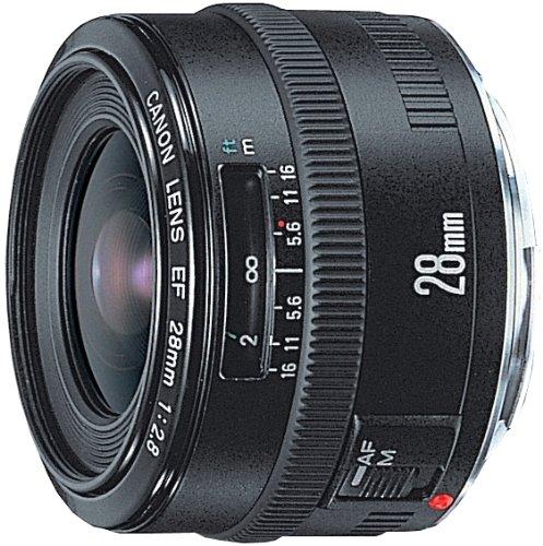 Canon 単焦点レンズ EF28mm F2 8 フルサイズ対応