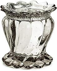 Vaso Champanhe Em Vidro Mart Dourado