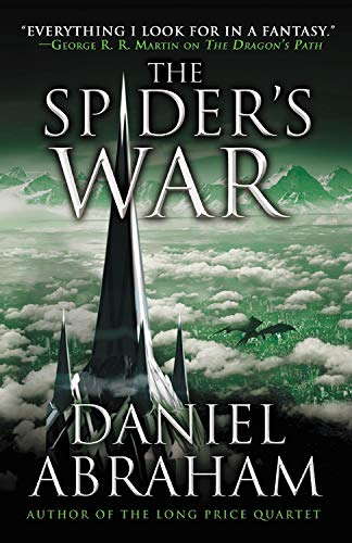 Download The Spider's War (The Dagger and the Coin) pdf