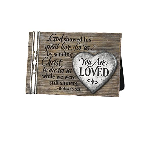 Lighthouse Christian Products Loved Plaque