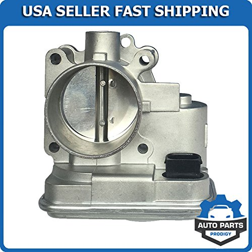 Throttle Body IAC Idle Air Control TPS Actuator Assembly For 2007-2014 Chrysler 200 Dodge Avenger 2007-2012 Caliber 2009-2015 Journey 2007-2016 Jeep Compass Patriot Replaces OE# 04891735AC
