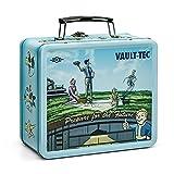 FanWraps Fallout Shelter Vault Prop Replica Tec Tin Tote