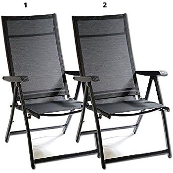 Amazon.com: Achla designs poly weave folding chair: Patio, Lawn ...