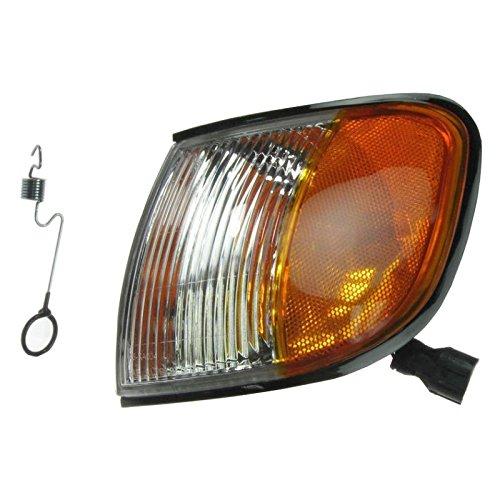 Turn Signal Corner Parking Marker Lamp Light Left Driver Side For 01-02 Sportage