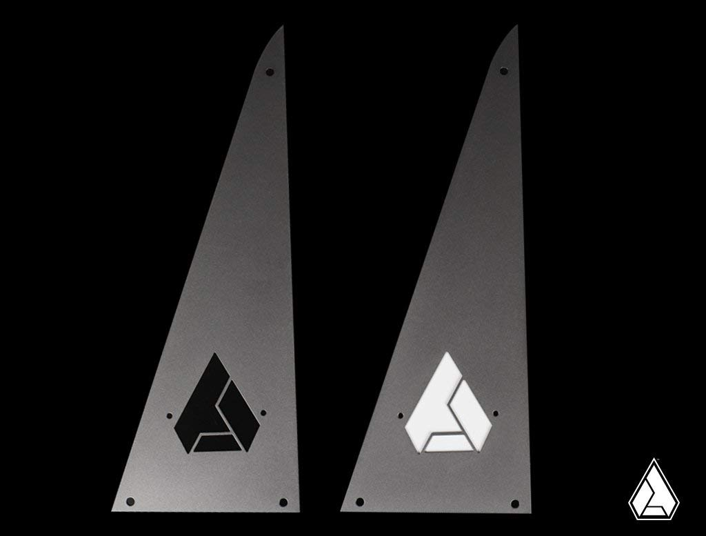 Fits: Textron Wildcat XX Assault Industries Striker Series B-Pillar Panel Kit