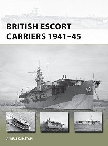 British Escort Carriers 1941-45 (New Vanguard)
