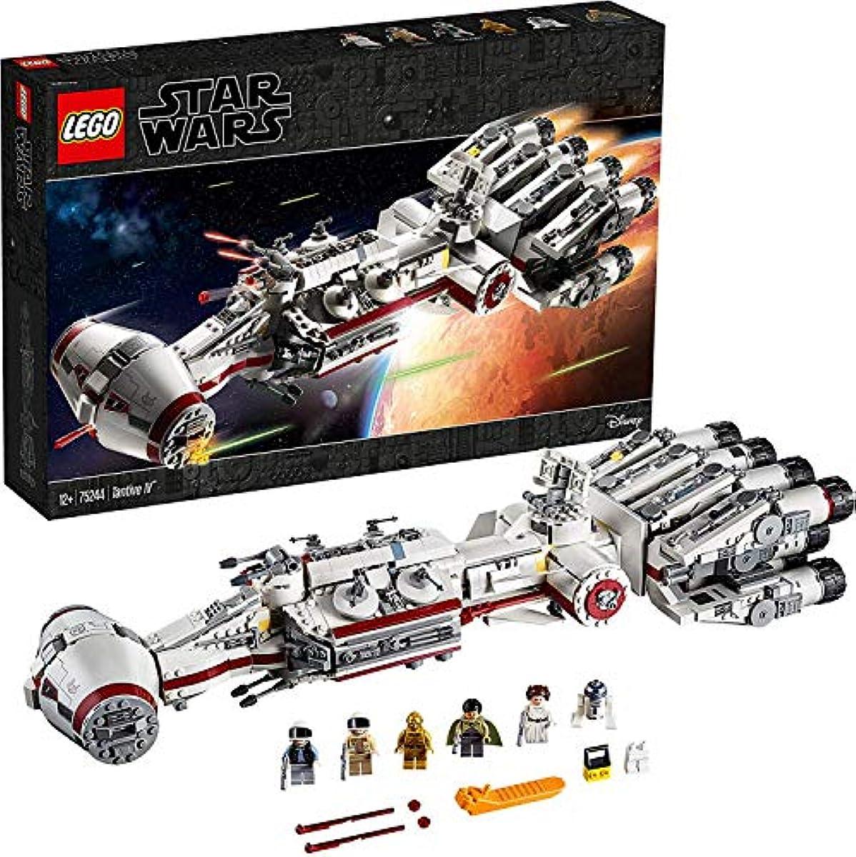 [해외] 레고(LEGO) 스타워즈 탕 T부IV 75244