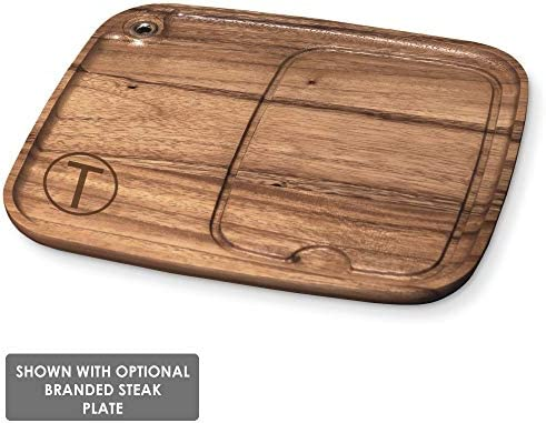 BBQ Fans Lettre A Steak Branding Iron