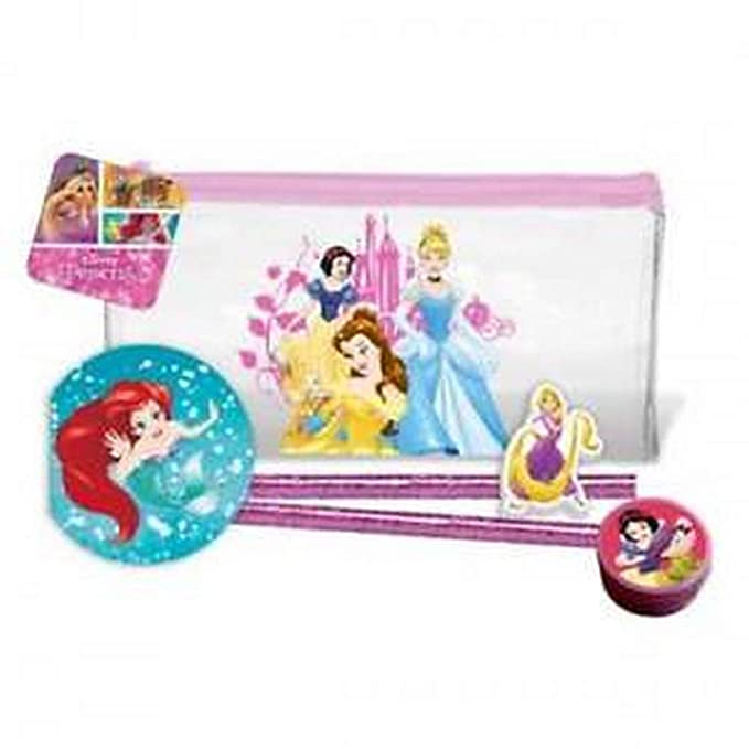 Disney Princess Official - Estuche con Relleno Plano: Amazon ...