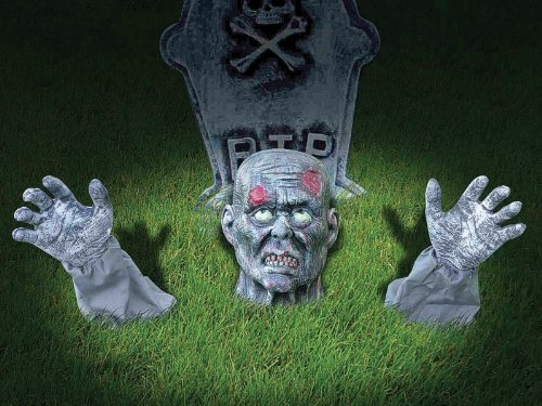 Forum Novelties Halloween Zombie Lawn Decoration