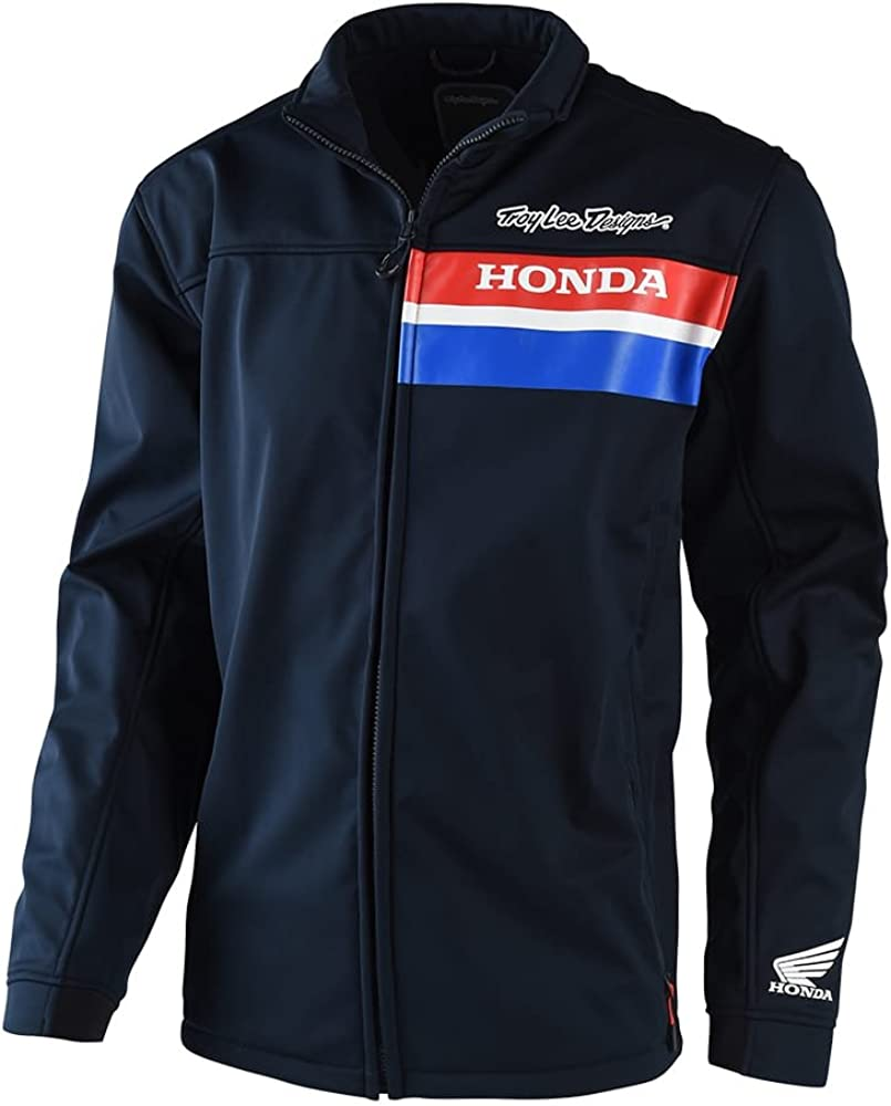 Troy Lee Designs Mens Official Licensed Honda Travel//Puff Jacket