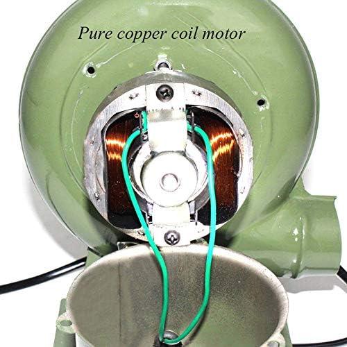 JXS 220V électrique Grill Souffleur - Cast centrifuge Portable Fer Ventilateur - Cheminée d'intérieur Ventilateur - pour Barbecue,250W