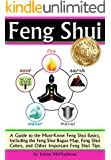 Feng Shui: A Guide to the Must-Know Feng Shui Basics, Including the Feng Shui Bagua Map, Feng Shui Colors, and Other Important Feng Shui Tips