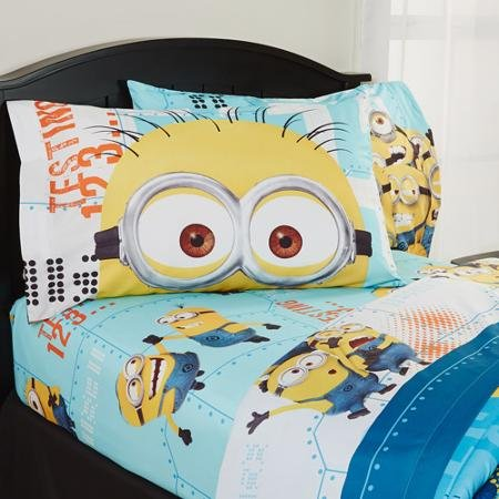Despicable Me 'Minions' Sheet Set, FULL