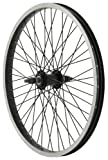 Image of Diamondback 48H Alec C 303 Rim BMX 20 Inch x 1.75 Inch Black/Black Wheel (Front)