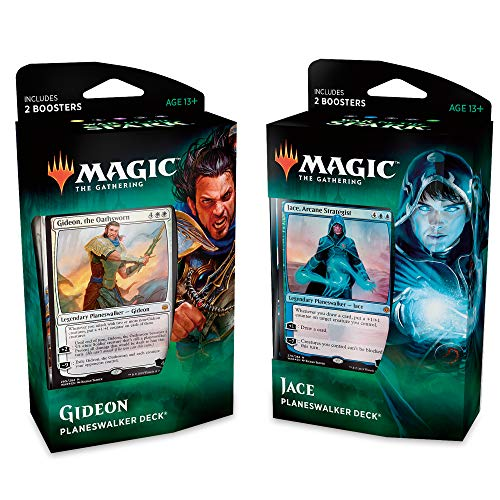 Magic The Gathering MTG War of The Spark - Both Planeswalker Decks!