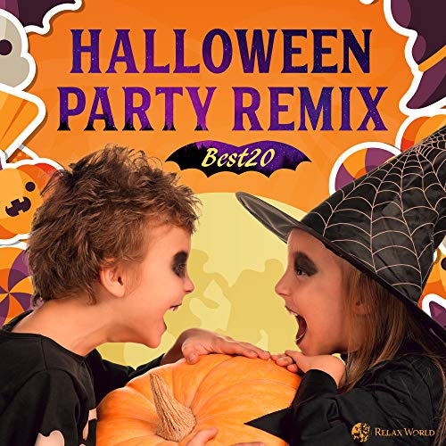 Halloween Party Mix BEST 20