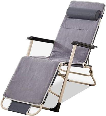 Deck Seating Chair Cover Outdoor Cushion Sun Lounger Garden Patio Cushion Pad P