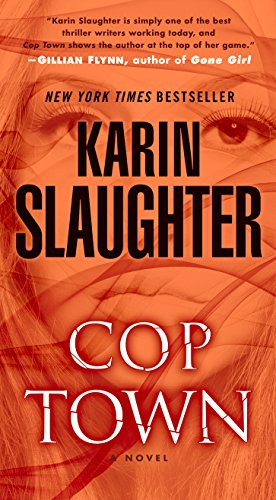 book cover of Cop Town