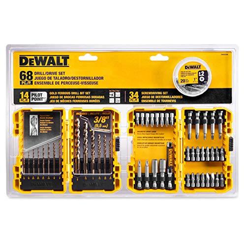 Buy dewalt impact driver drill bit set