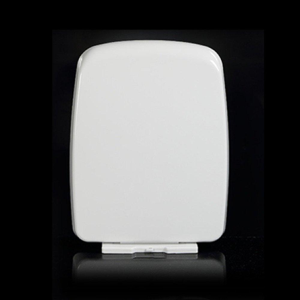 U V O-Typ Universal Toilettensitz Einbau Antibakteriell Harnstoff-Formaldehyd-Abdeckung,T