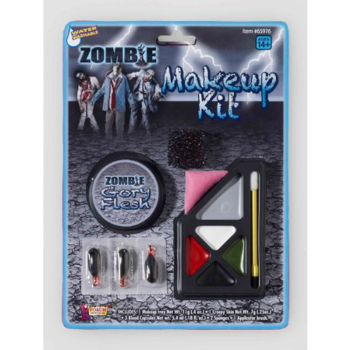 Forum Novelties Inc Zombie Makeup Kit