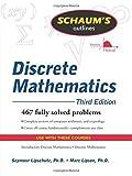 img - for Schaum's Outline of Discrete Mathematics, Revised Third Edition (Schaum's Outline Series) by Seymour Lipschutz (2009-10-01) book / textbook / text book