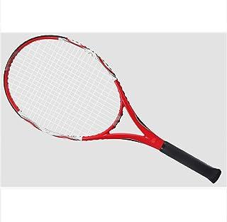 Racchetta Da Tennis Professionale Di Alta Qualità Ultra Leggera Full Carbon Tennis Unisex Allenamento Singolo Colpo One Shot