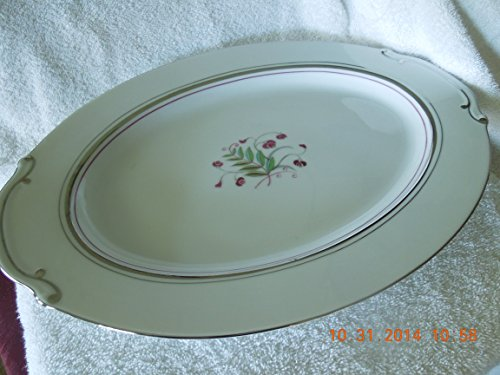 Imperial Beauty Fine China Large Serving Platter