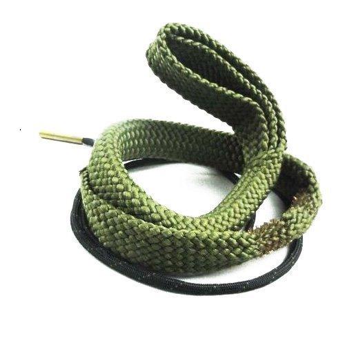 9mm Gun Bore Cleaning Snake for Pistol / Handgun from Westlake Market Plus 4-pack of Tipton Picks