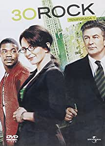30 Rockefeller Plaza: TV Serie Temporada 1(30 Rock: Series 1 Set)