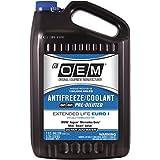 OEM 86-324BOEME Premium Antifreeze 50/50 Extended Life-Euro I Blue, 128. Fluid_Ounces