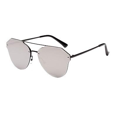 Amazon.com: XLnuln Gafas de sol para hombres y mujeres Retro ...