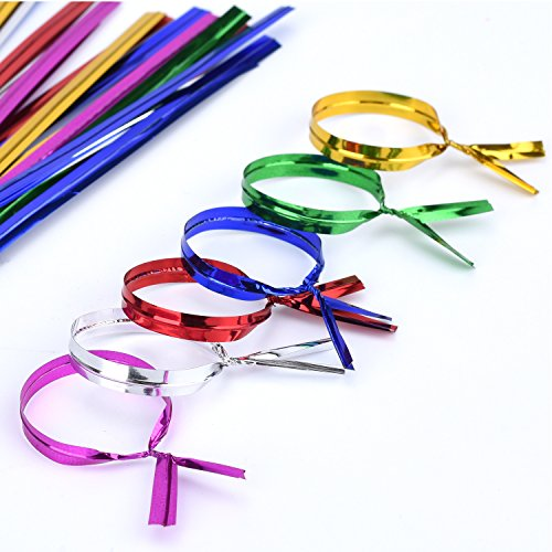 Colored Twist Ties - Easytle 600pcs 4