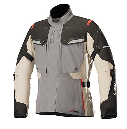 [해외] alpinestars(알파인 스타의) 오토바이 재킷 다크 그레이/샌드 블랙 (사이즈:S) BOGOTA(Bogota) DRYSTAR재킷 1693710201