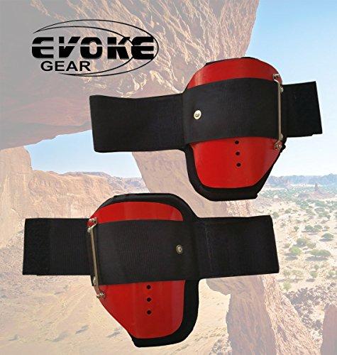Evoke Gear Tree Climbing Spike Set Pole Climbing Spurs Pads Replacement Set