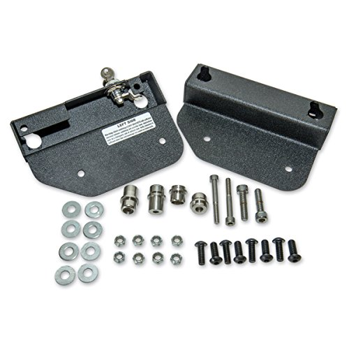 Easy Brackets Saddlebag Mounting System for Triumph Rocket III TRI-R2