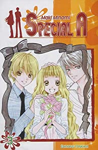 Special A, tome 3  par Maki Minami