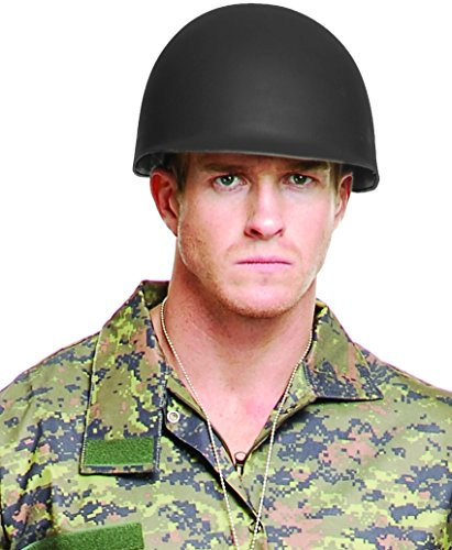 [GI Helmet - Adult - One - Size] (Army Men Halloween Costumes)