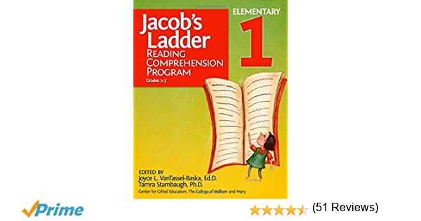 Amazon.com: Jacob's Ladder Reading Comprehension Program - Level 1 ...