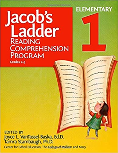 Amazon.com: Jacob's Ladder Reading Comprehension Program - Level 1 ...