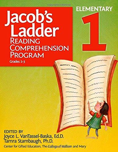 Jacob's Ladder Reading Comprehension Program - Level 1